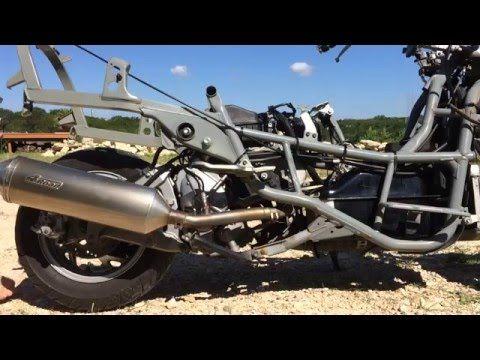 Suzuki Burgman 400 GIVI AF266 Airflow Wind Shield 07-15