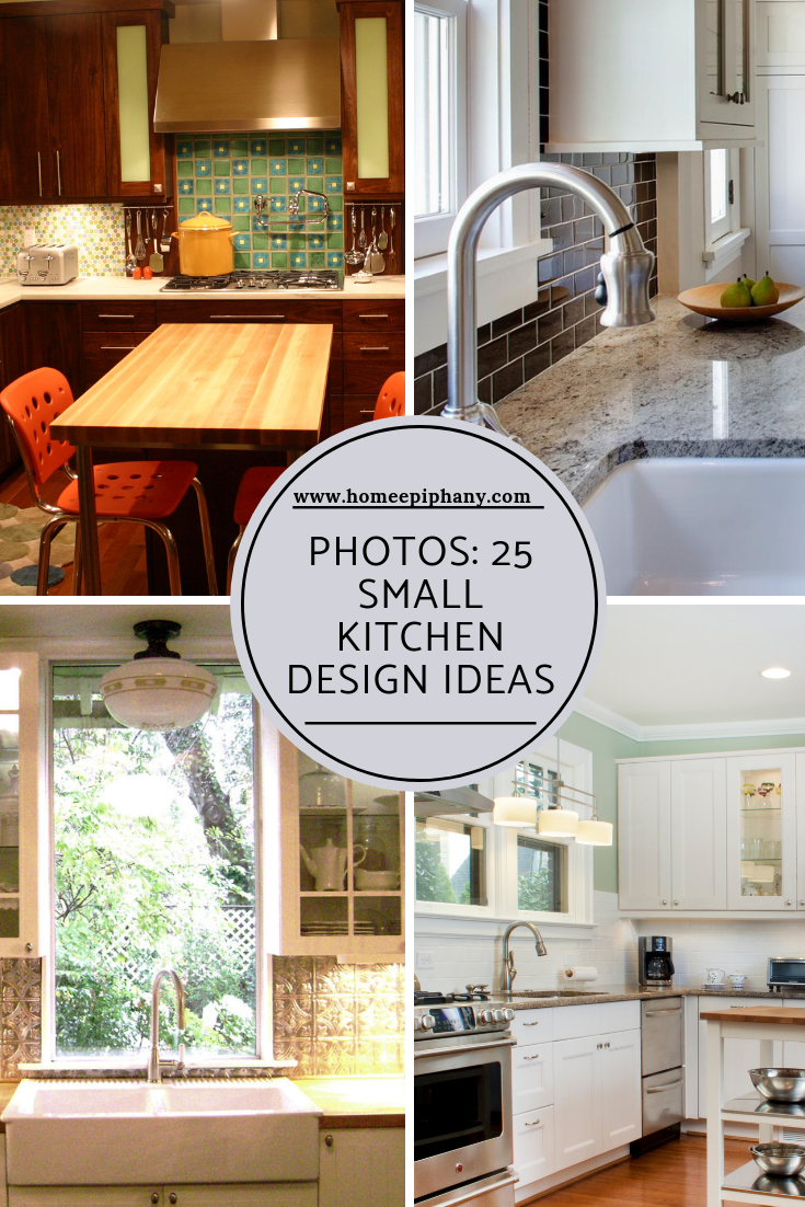 25 Small Kitchen Design Ideas Interior Design Kitchen Kitchen Design Home Decor Kitchen