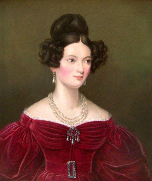 Herzogin Ludovika in Bayern, geborene Prinzessin von