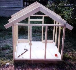 How To Build A Dog House Dog House Plans Insulated Dog House