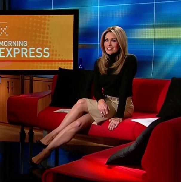The Appreciation Of Booted News Women Blog Becky Ditchfield: Christi Paul Hot Legs Bing Images Legs T Legs And