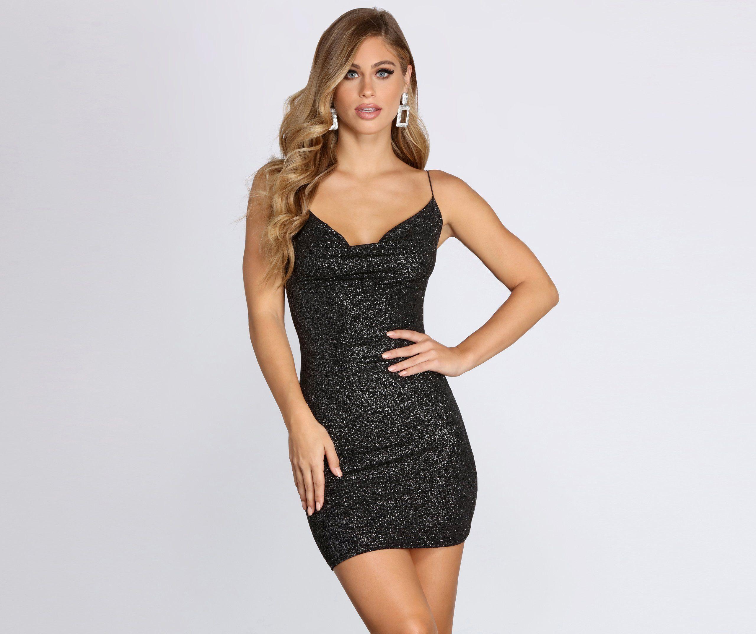 Dancing Diva Glitter Knit Mini Dress Dressesforengagementparty Windsor Dancing Diva Glitter Knit Mini Dress In Mini Dress Knit Mini Dress Trendy Dress Styles [ 2145 x 2560 Pixel ]