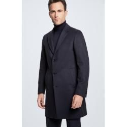Photo of Lawson wool and cashmere coat, navy StrellsonStrellson