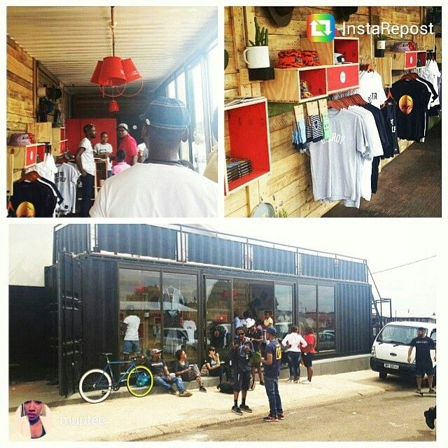 """Thesis Lifestyle On Instagram: """"Thesis Kagiso Is Now Operational. More  Pictures On Facebook.com/thesislifestyle"""" 