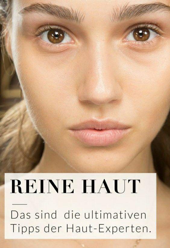 Mit diesen einfachen Schritten bekommen Sie reine, glatte Haut. Vogue gibt Ihnen die ultimativen Tip...