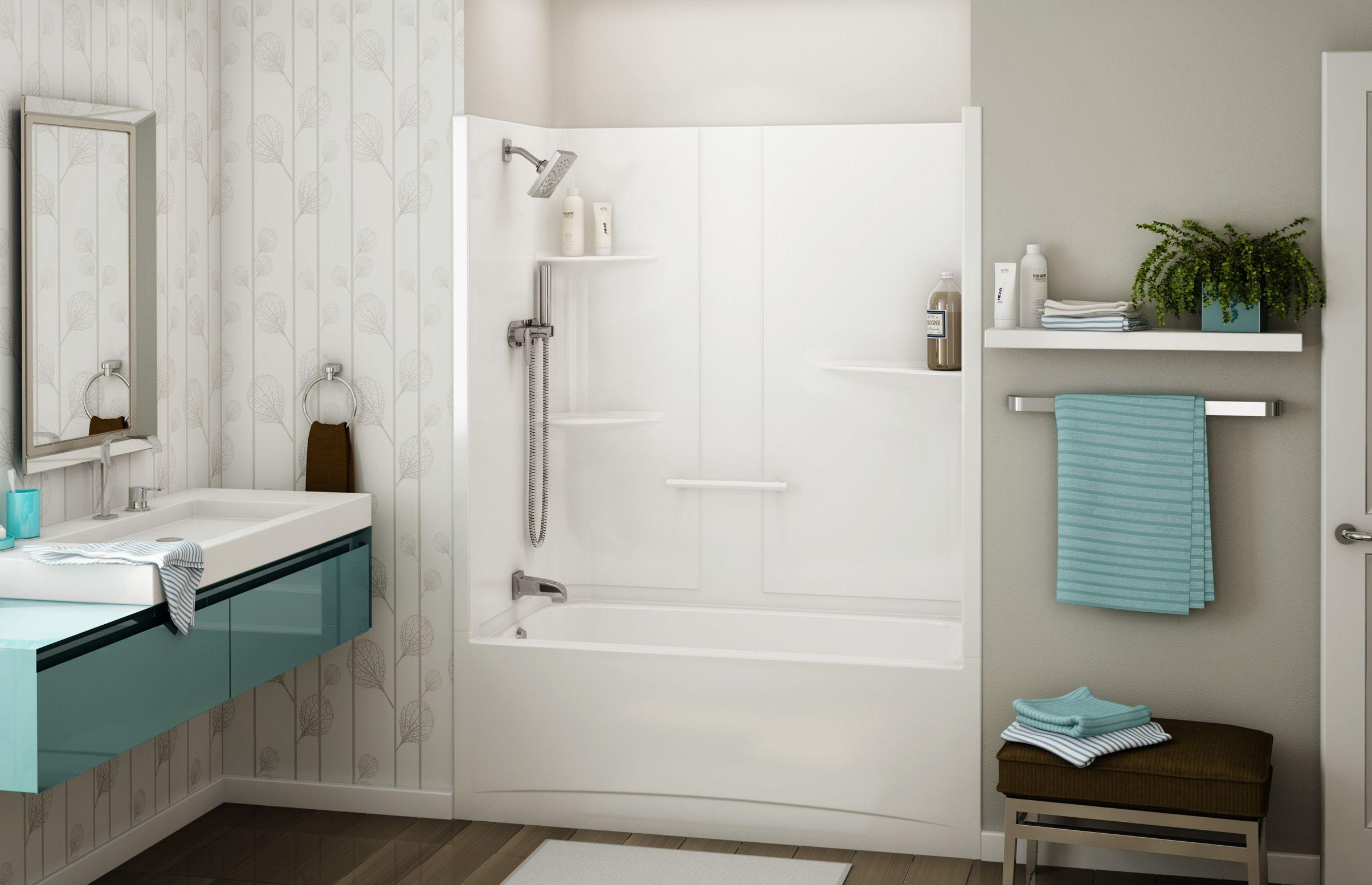 ALLIA TS-6032 Alcove or Tub showers bathtub - MAAX Professional ...