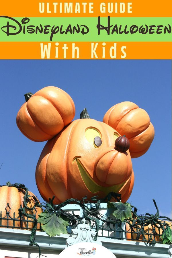Complete Guide for Celebrating Halloween at Disneyland with Kids
