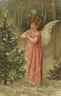 christmas angels - Google Search | Ángeles | Pinterest | Vintage ...