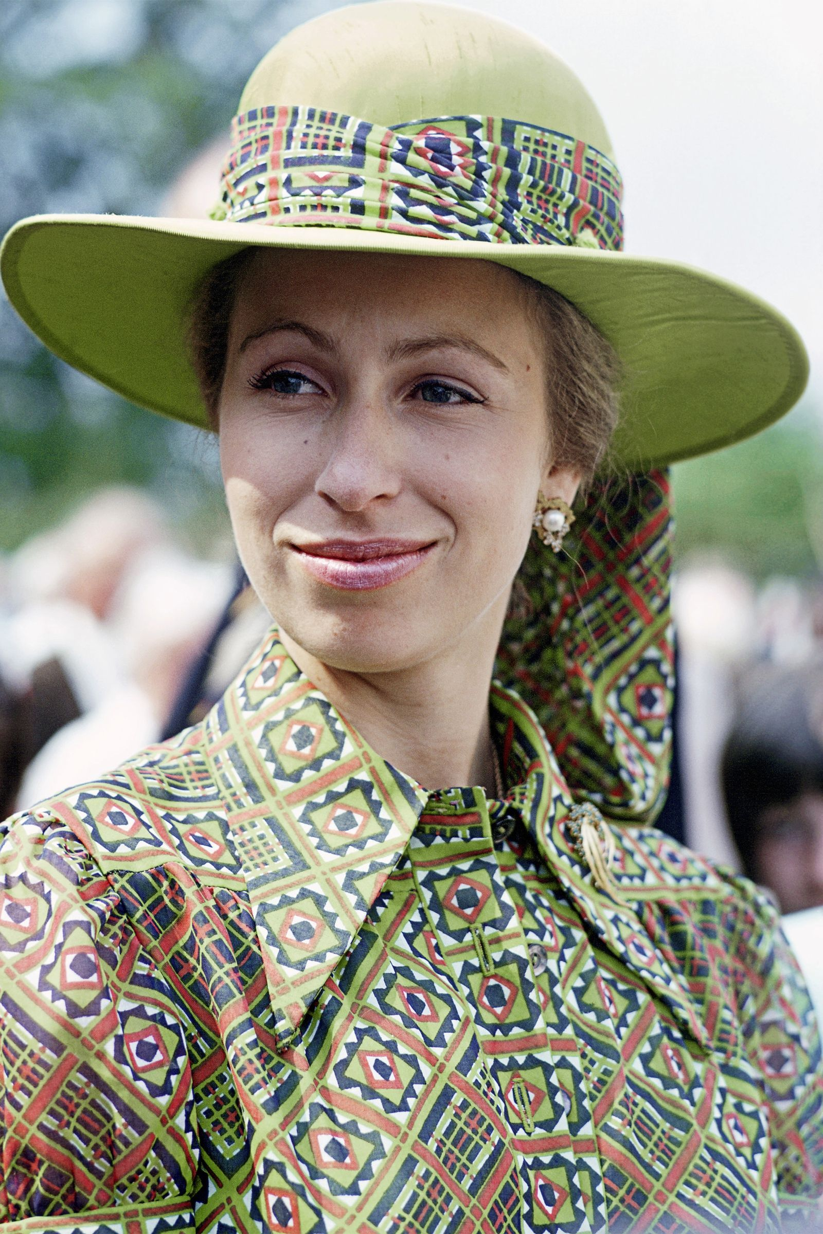Princess Anne's Stylish Life in Photos I Love the Royal