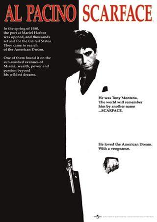 30 Movies Turning 30 Con Imagenes Scarface Pelicula Poster De Peliculas Carteles De Cine