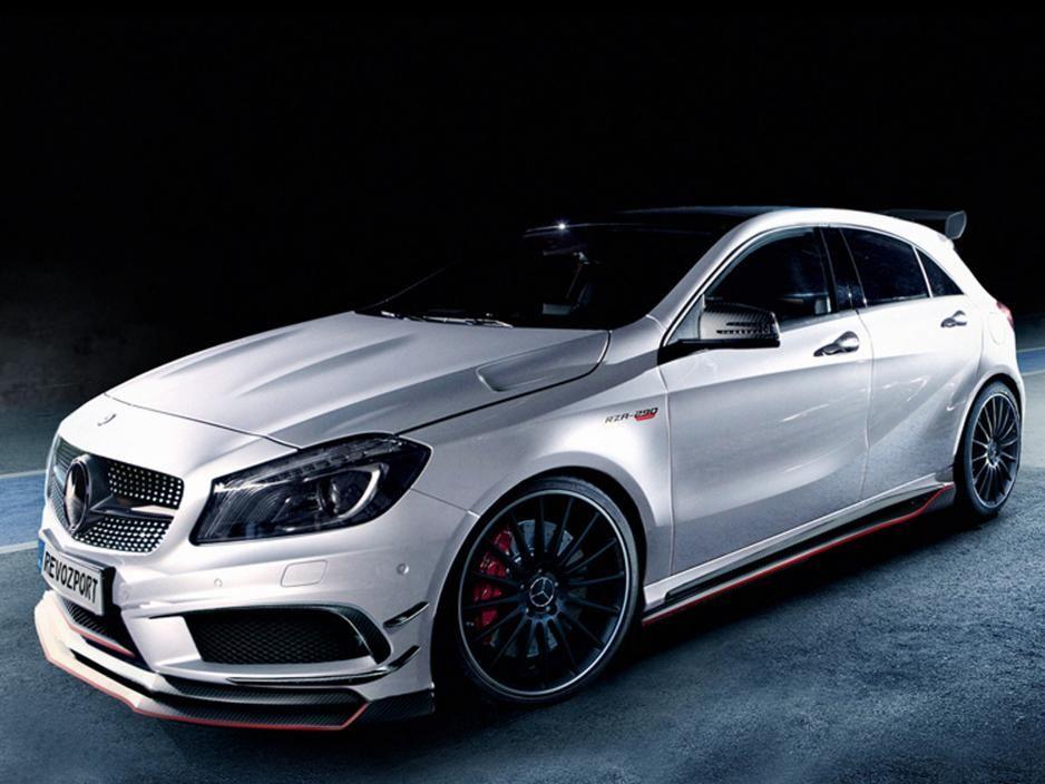 Mercedes-Benz A-Class by #Revozport #mbhess #mbcars #mbtuning