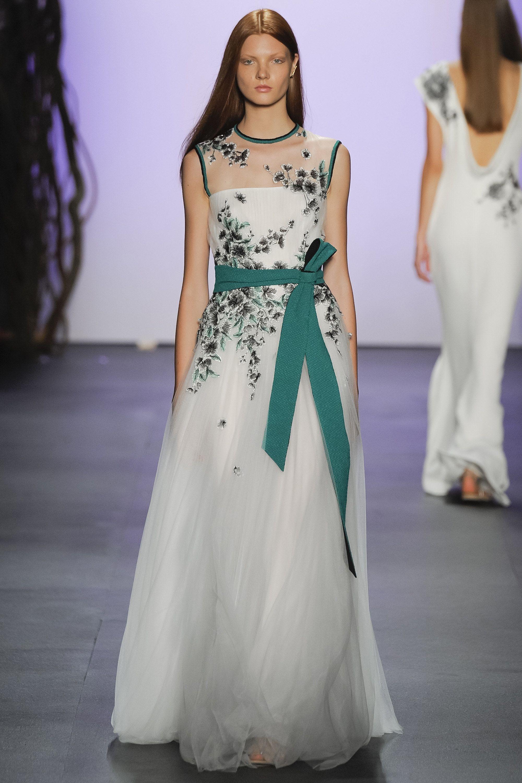 Tadashi Shoji Spring 2016 Ready-to-Wear Fashion Show