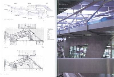 2005 June Top Gear Bmw Central Building By Zaha Hadid Leipzig Germany Archive