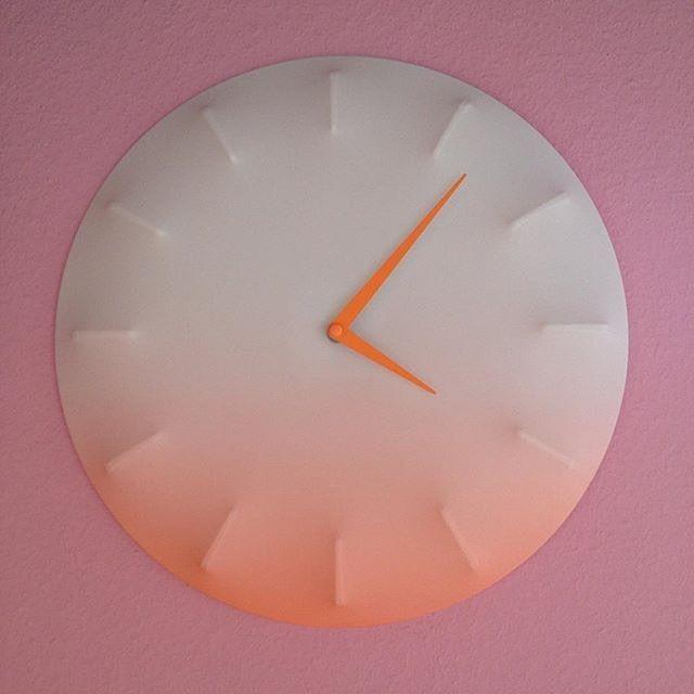 ikea#meinikea#clock#uhr#wallclock#wanduhr#circle#kreis#pastel ...