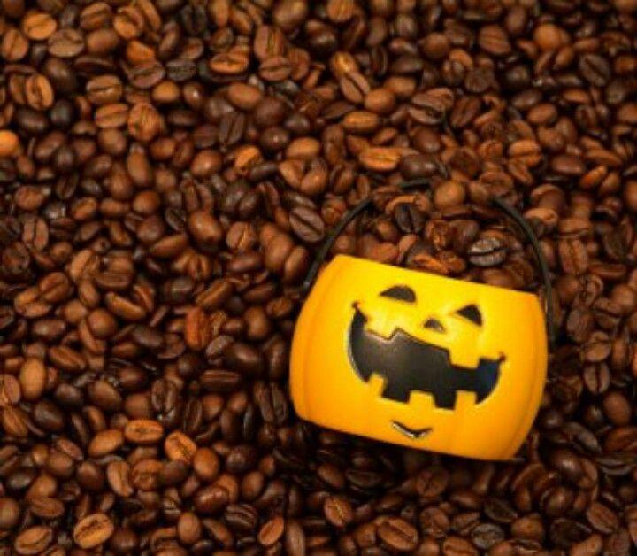 Coffee beans halloween coffee coffee bean art coffee