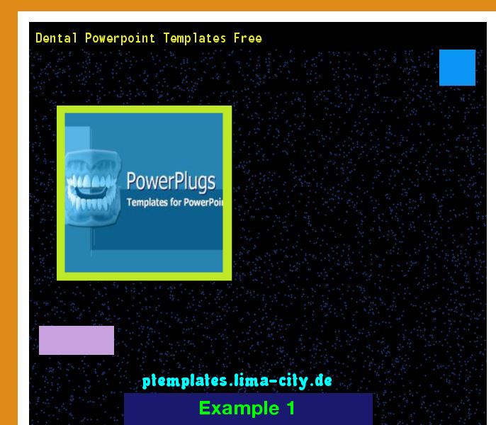 Dental Powerpoint Templates Free Powerpoint Templates 133944 The