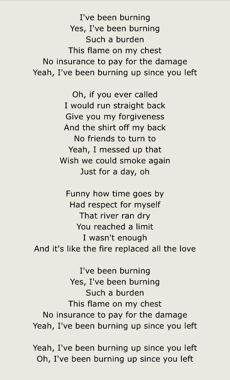 Sam Smith Lyrics