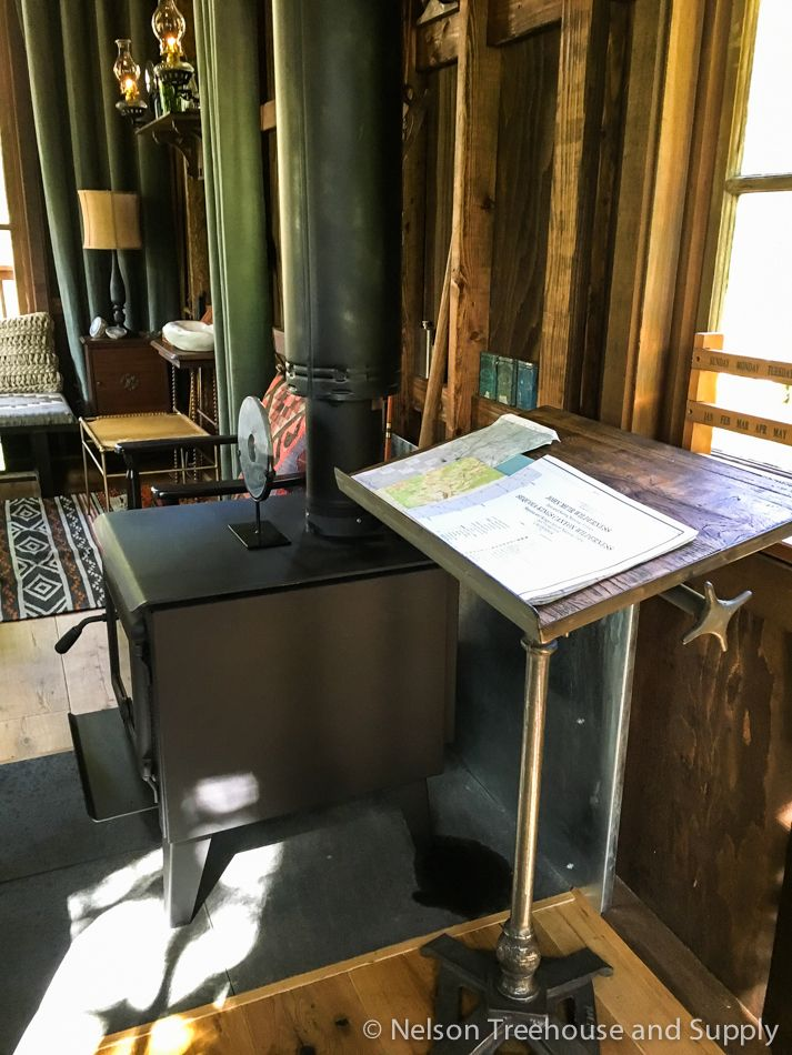 Adventure Build Treehouse Living Room 4