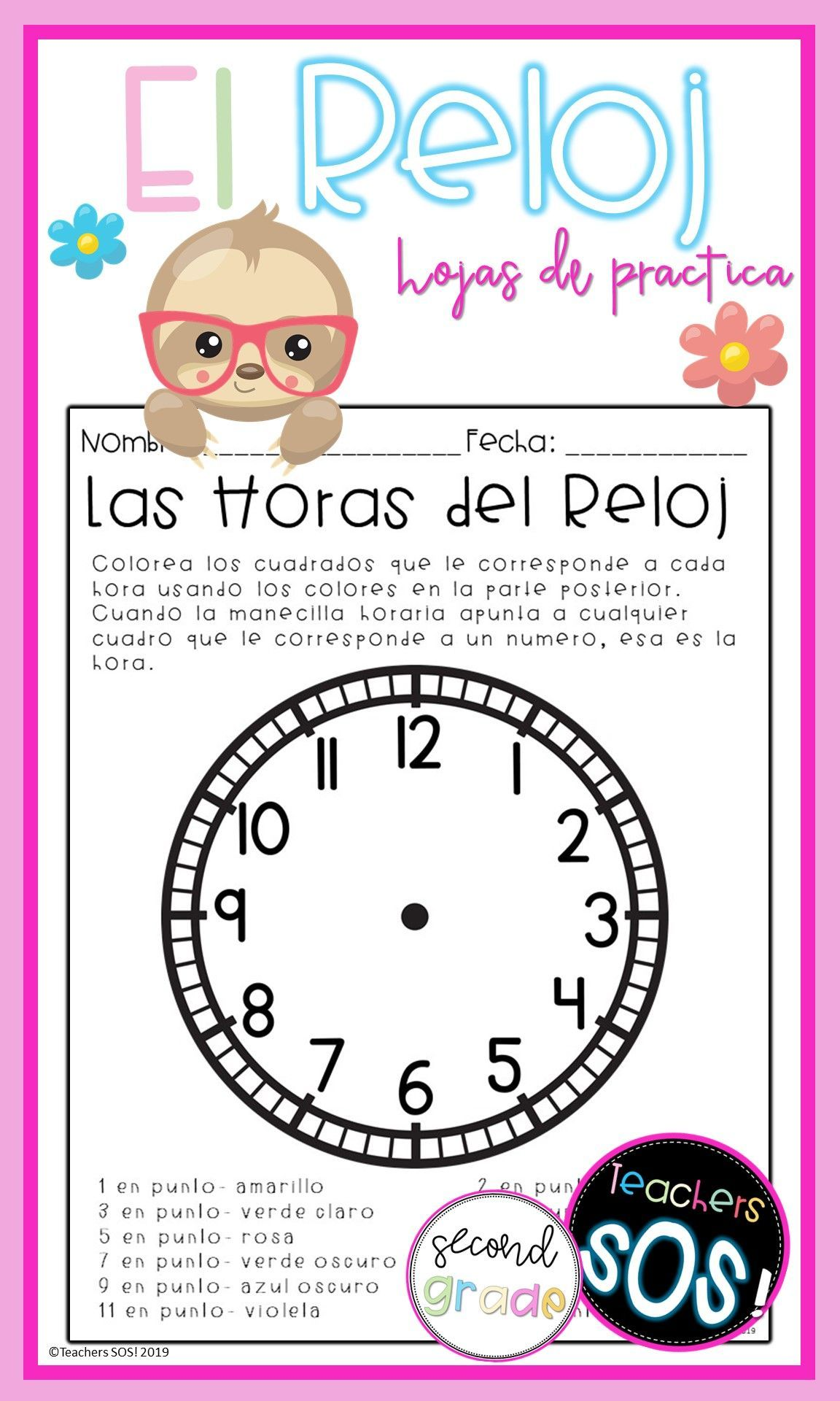 Pin On Hojas De Matematicas Spanish Math Worksheets