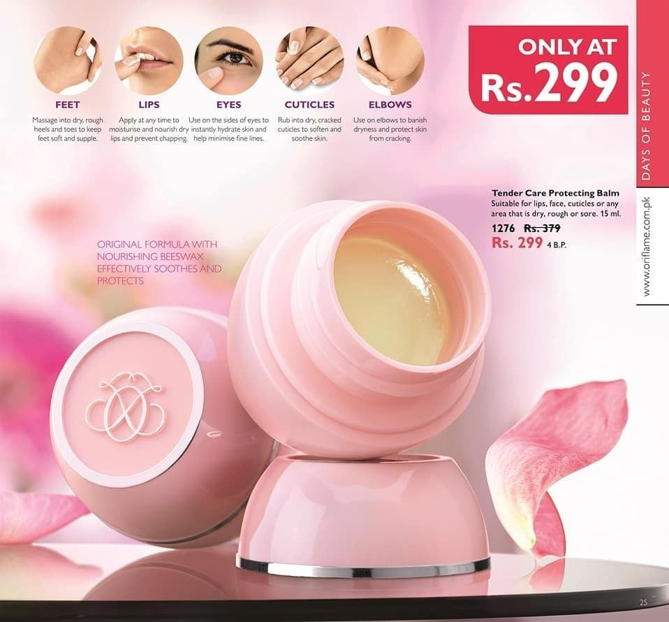 Oriflame Catalog For Orders Contact Us Cash On Delivery All Over Pakistan Oriflame Beauty Products The Balm How To Apply