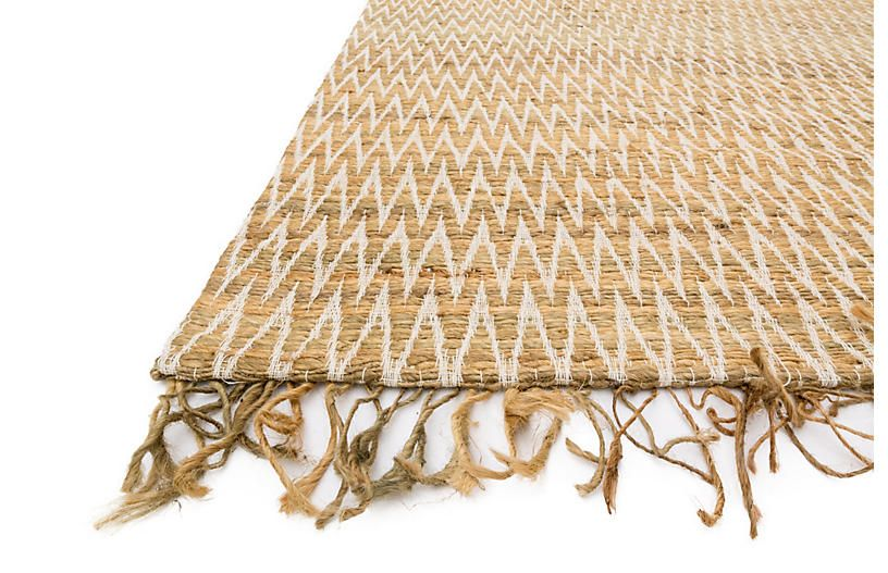Jay Jute Blend Rug Natural Natural Area Rugs Area Rugs Rugs