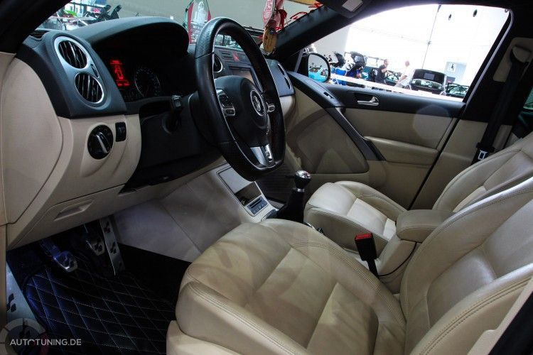 vwtiguan (4) VolkswagenTiguan Volkswagen, Car seats