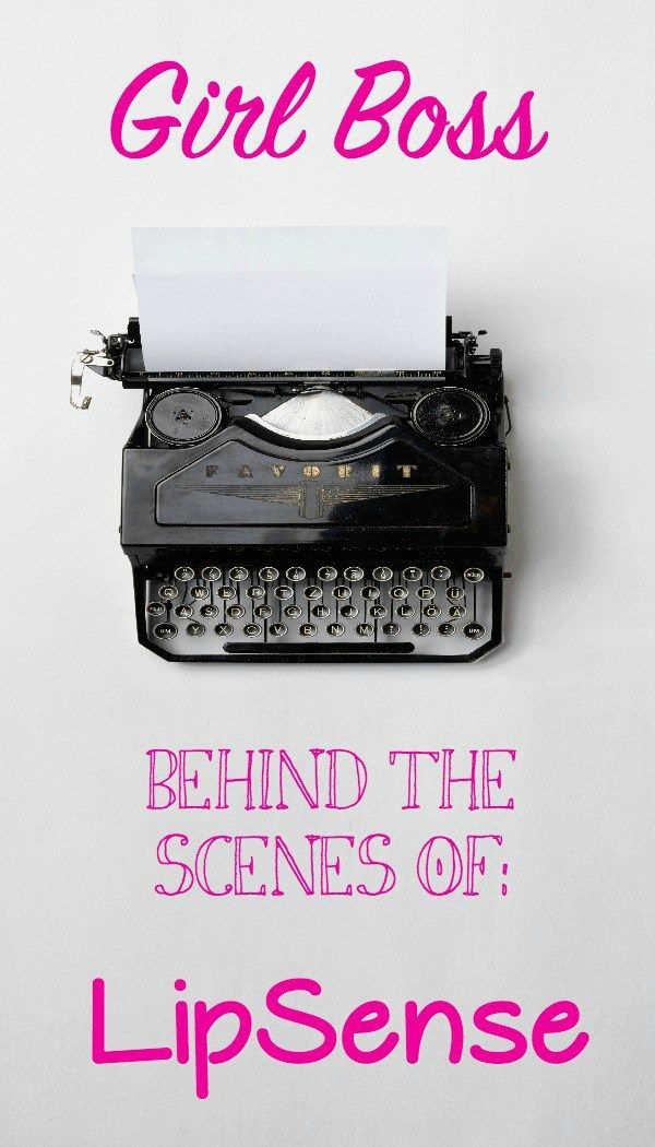 Girl Boss: Behind the Scenes of LipSense (Senegence)