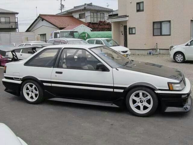 Pin By Alex Martin On Cars Ae86 Japan Cars Jdm Cars