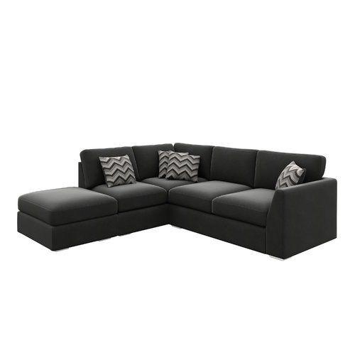 Mercury Row Bonetti Corner Sofa Corner Sofa Modular Corner Sofa Sofa Bed Size