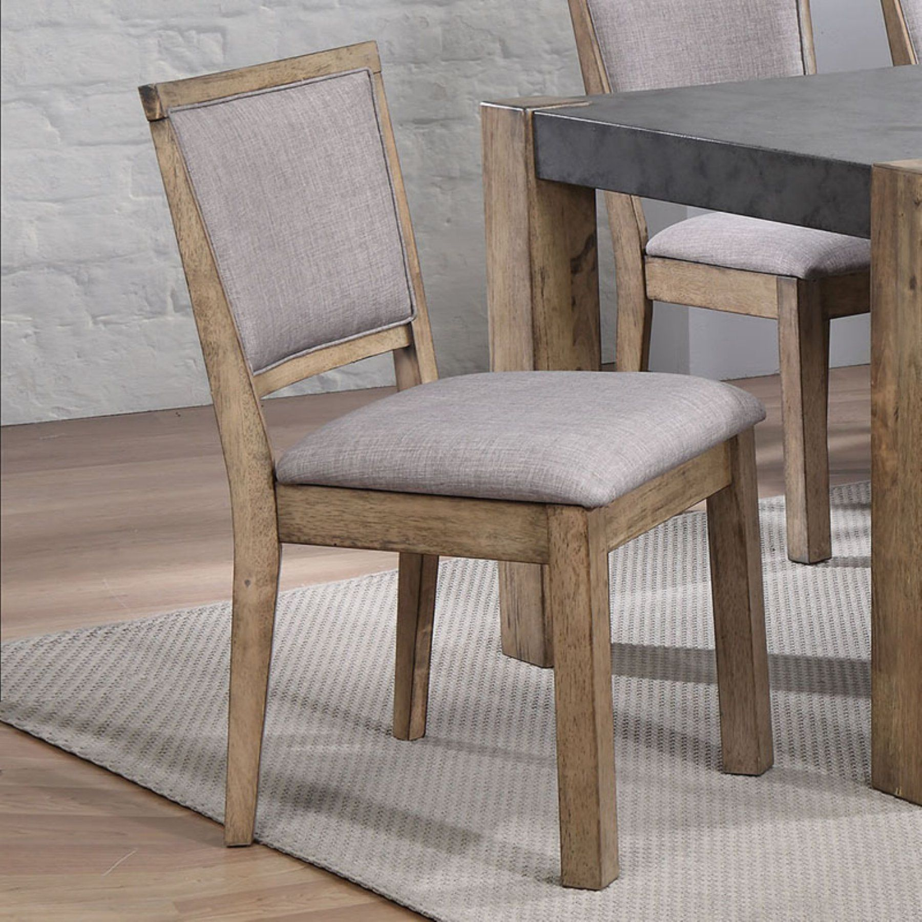 Acme Furniture Paulina Ii Dining Side Chair  Set Of