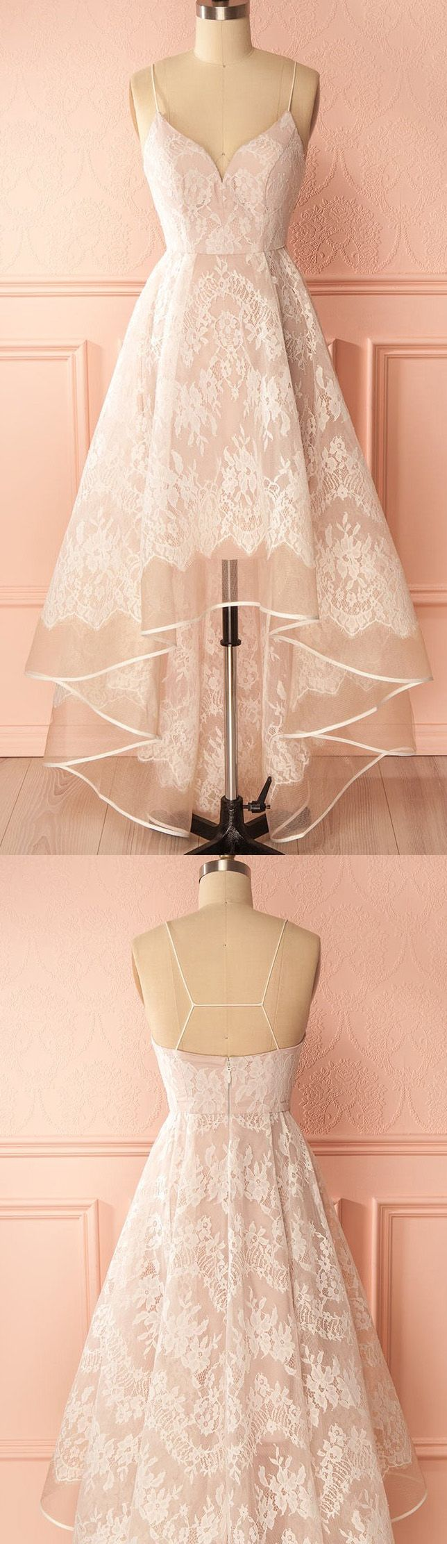 I love this for my vow renewal except without the lace fabric just