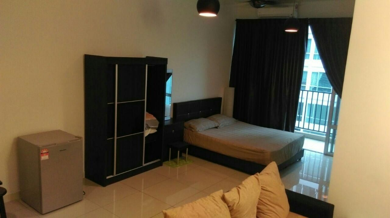 For Rent Fully furnished studio greenfield tampoi