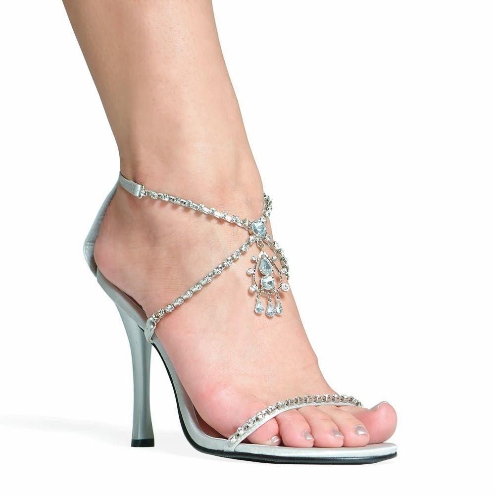 09ff25300f 25 elegantes sandalias de tacón alto para mujeres | Moda 2014 ...