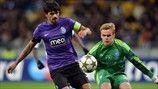 Maxym Koval (FC Dynamo Kyiv) | Dynamo Kyiv 0-0 Porto. 06.11.12.