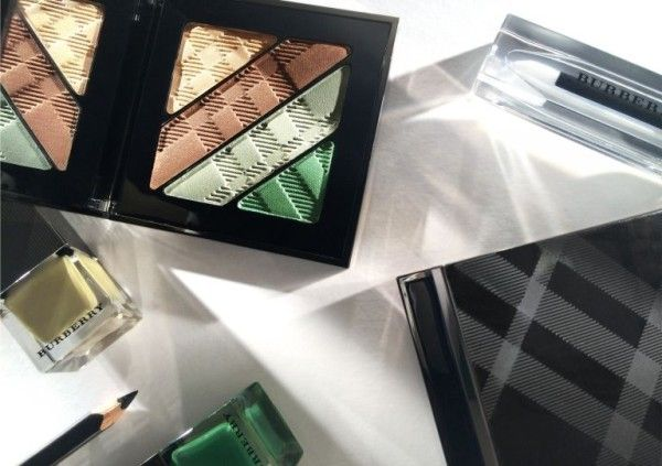 Burberry releases English Rose makeup collection