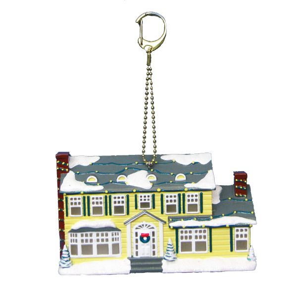 The Jolly Christmas Shop - Kurt Adler National Lampoon's Christmas Vacation  Light Up House Ornament, - Pin By The Jolly Christmas Shop On Christmas Vacation Gifts And