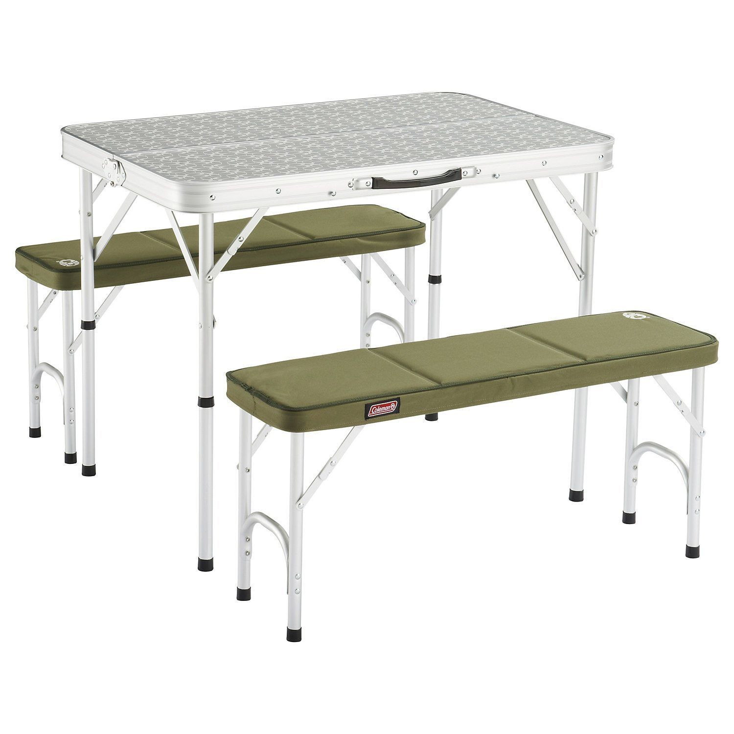 Coleman Pack Away Table For Four Amazon Co Uk Sports Outdoors