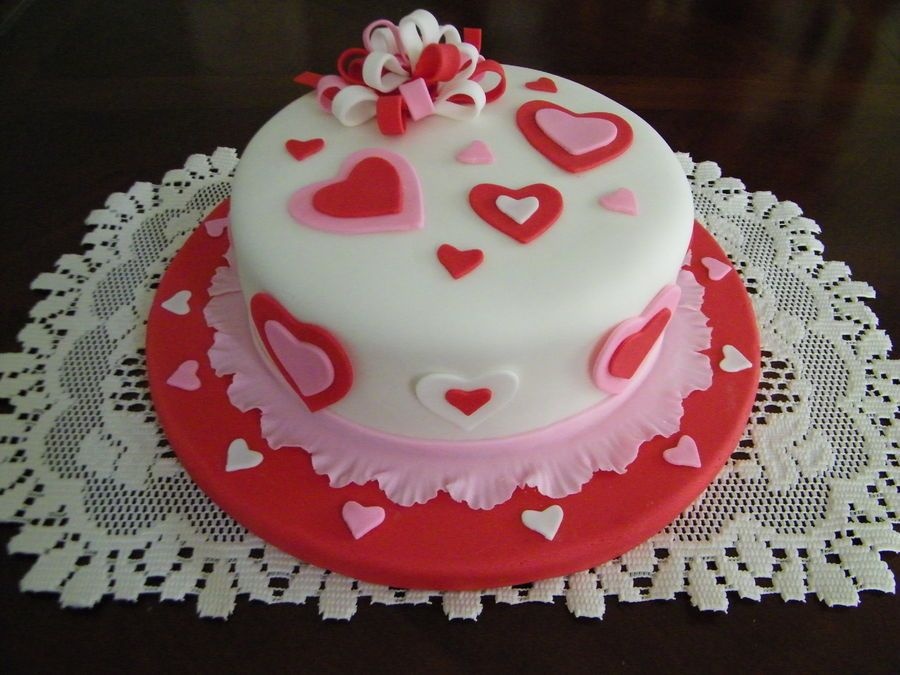 Valentine S Day Cake Valentines Day Cakes Valentines Cakes And