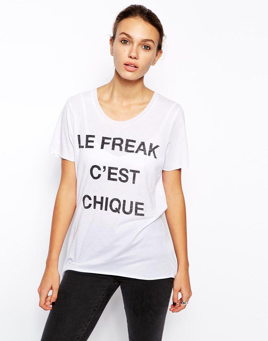 Le Freak C'est Chique