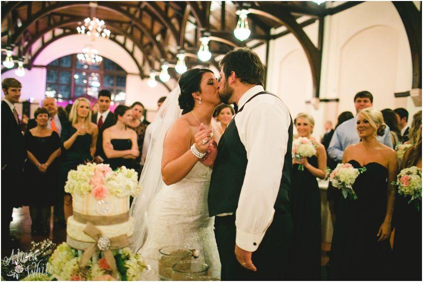 Anna Katherine Denny Winthrop University Wedding