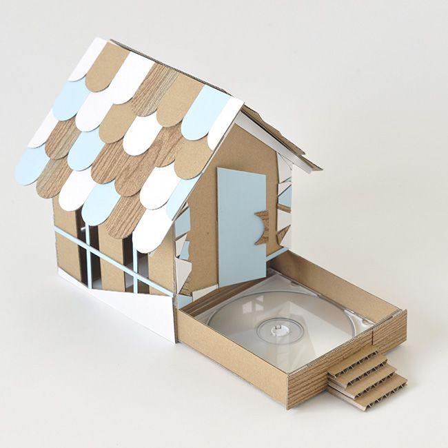ダンボールで小さな家を作ろう マゴクラ 工作ワークショップ