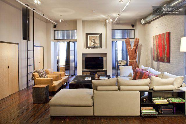 2 Quarto Loft em Nova York em Nova York