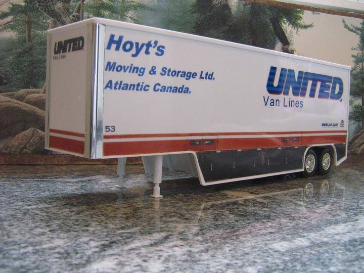 Hoyt S Moving And Storage Trailer Member Of United Van Lines Canada Ltd