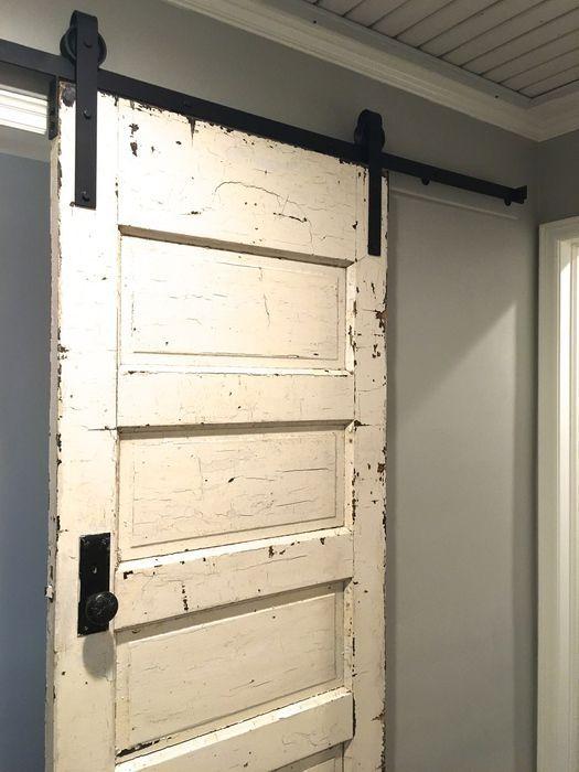 Sliding Barn Door Hardware Kit With 9 Feet Track 108 Barn Doors Sliding Interior Barn Door Hardware Interior Barn Doors
