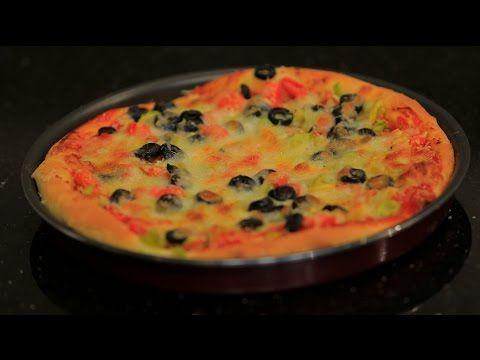 بيتزا الزبادي نجلاء الشرشابي Youtube Food Desserts Chowder