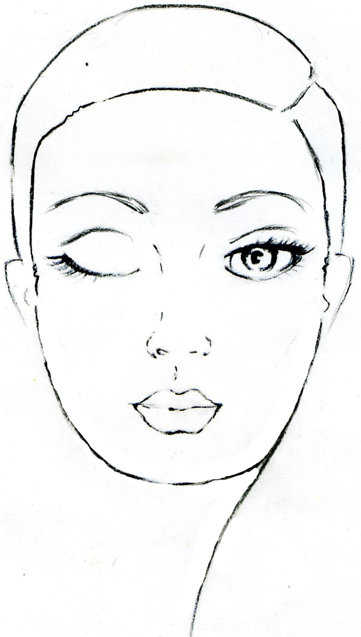 Pin De Gigi Remond Make Up Artist En Make Up Face Charts