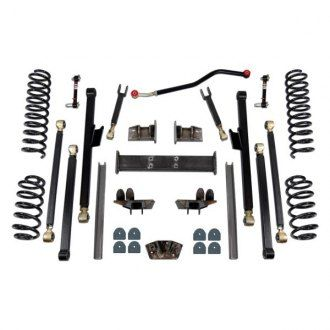 Clayton Off Road Long Arm Suspension Lift Kit Jeep Wj Jeep