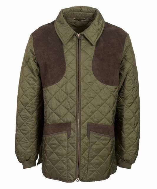Barbour Mens Keeperwear Quilted Jacket - Olive | Barbour ... : barbour keeperwear quilted jacket - Adamdwight.com