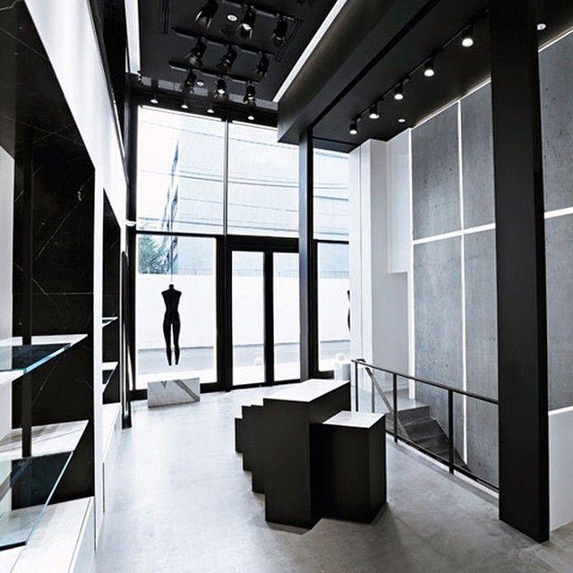 Alexander  wang in tokyo.   retaildesignblog's photo on Instagram