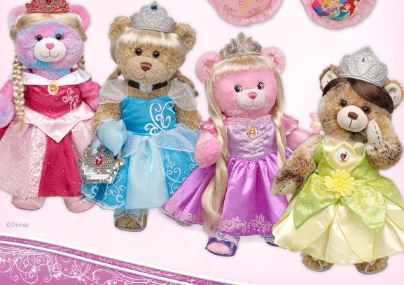 Cinderella Hello Kitty Build A Bear